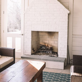 Masonry Fireplace Kits