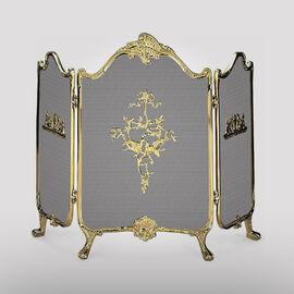 Brass Fireplace Screens