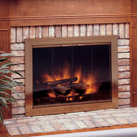 Masonry Fireplace Doors