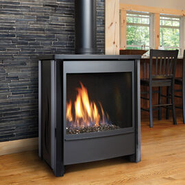 Gas Burning Stoves