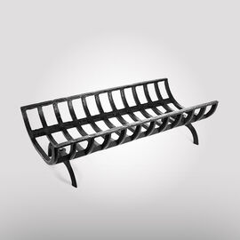 Non-Tapered Fireplace Grates