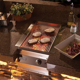 BBQ Island Side Burners