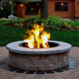 Masonry Fire Pits and Rings