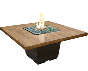Cosmo Gas Fire Pit Table