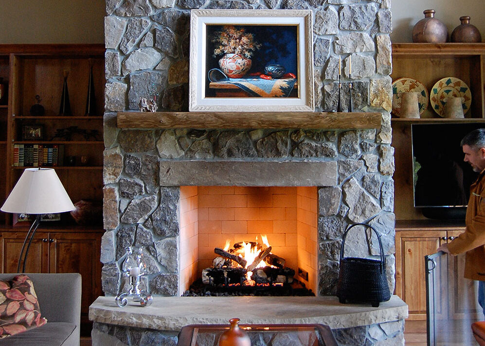 Gas Fireplace Buying Guide Woodlanddirect Com
