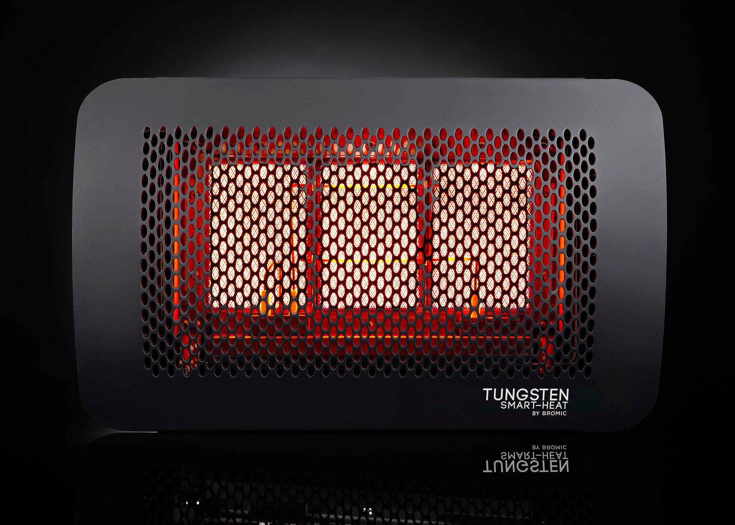 Bromic Tungsten Heater