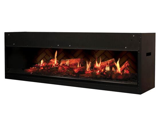 Dimplex Opti-V Duet Electric Fireplace