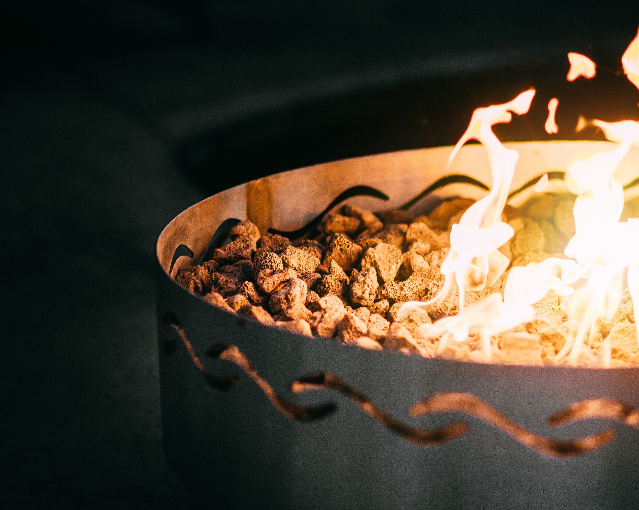 Natural Gas Vs Propane Fire Pits Woodlanddirect Com