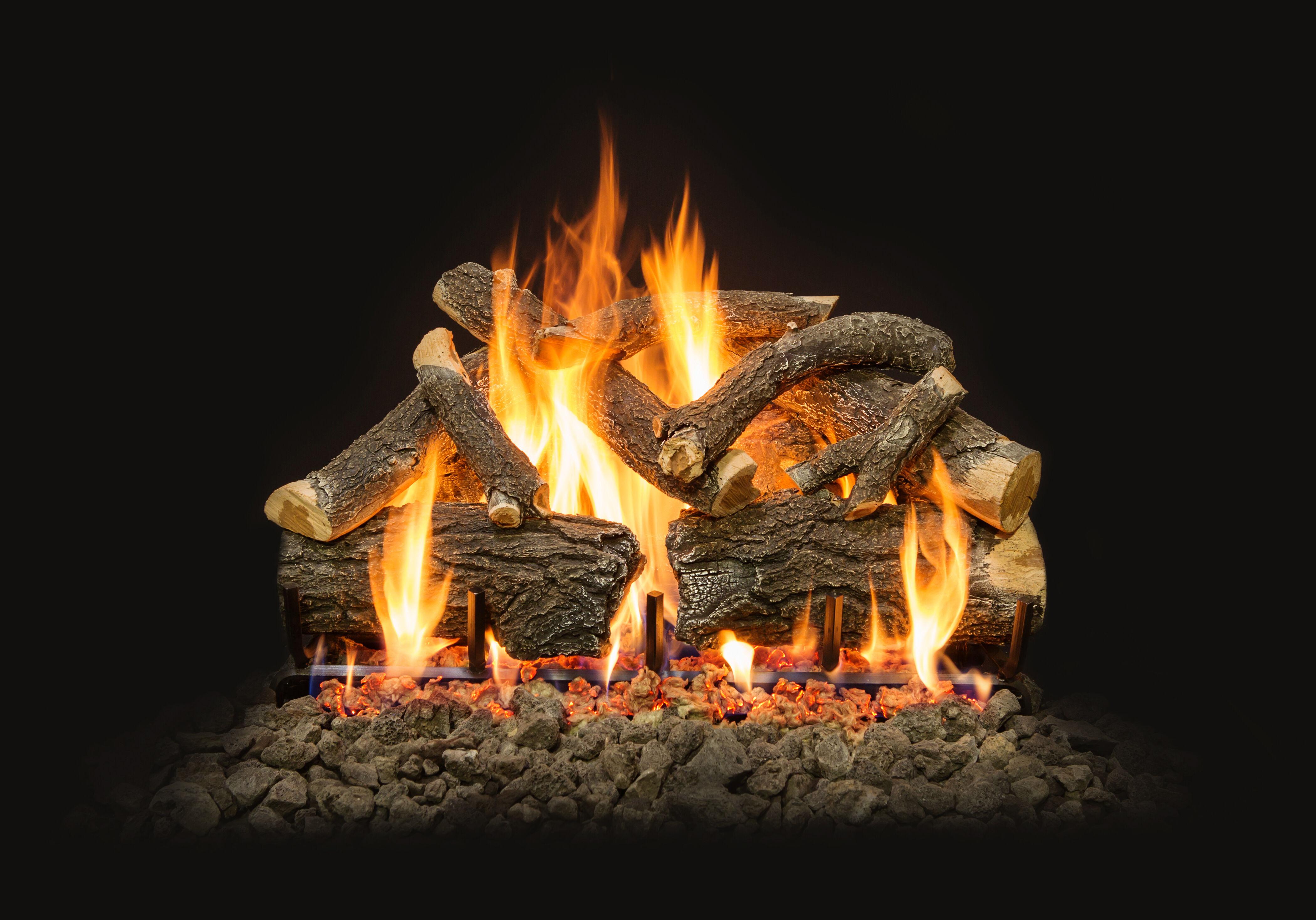 Top 20 Vented Gas Log Sets   Woodlanddirect.com