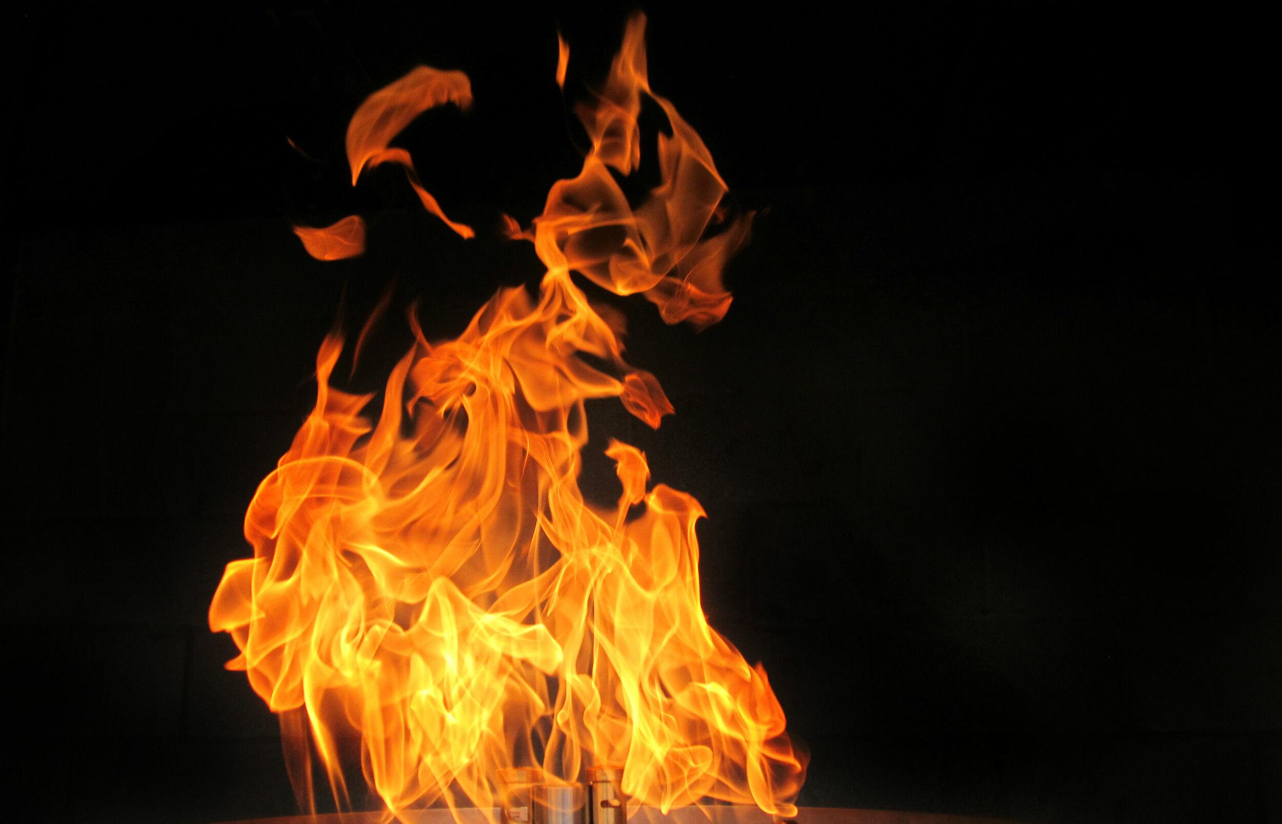 Top Gas Fire Pit Burner Kits Woodlanddirect Com