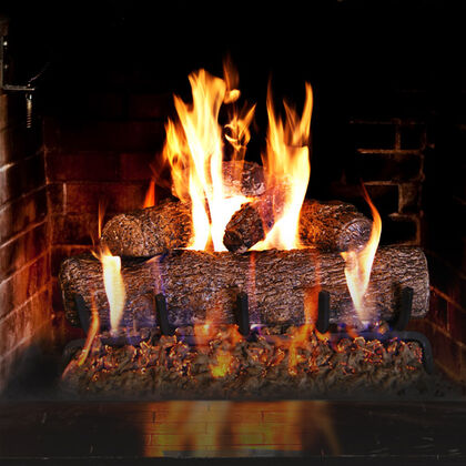 Get Free Decor Pack with Select Real Fyre Gas Log Sets