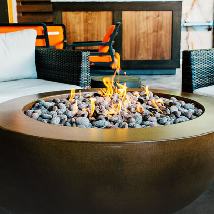5% Off Select Fire Pits by Fire's Edge
